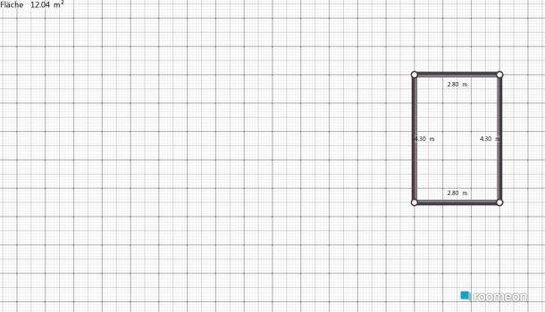 Raumgestaltung Studio Badezimmer in der Kategorie Badezimmer