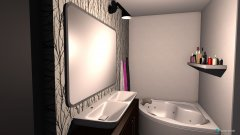 Raumgestaltung sumava in der Kategorie Badezimmer