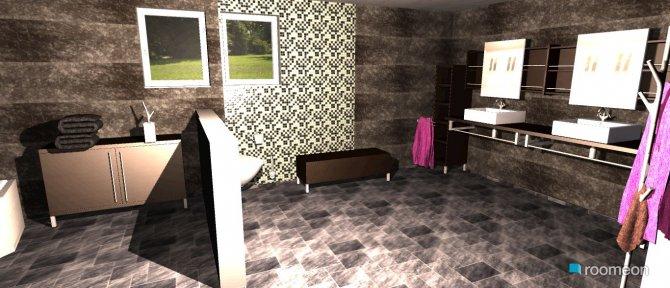 Raumgestaltung Suri in der Kategorie Badezimmer