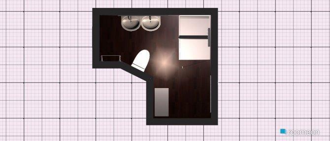Raumgestaltung Sven Bad in der Kategorie Badezimmer