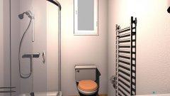 Raumgestaltung tenniser3 in der Kategorie Badezimmer