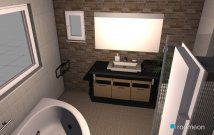 Raumgestaltung test02 in der Kategorie Badezimmer