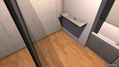 Raumgestaltung test2 in der Kategorie Badezimmer