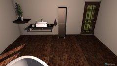 Raumgestaltung tOALETA 1 PIERWSZA in der Kategorie Badezimmer