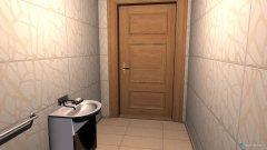 Raumgestaltung Toaletna in der Kategorie Badezimmer