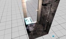 Raumgestaltung Tobi2 in der Kategorie Badezimmer