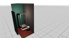 Raumgestaltung toni in der Kategorie Badezimmer