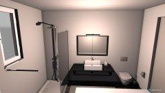 Raumgestaltung Traumbadezimmer in der Kategorie Badezimmer