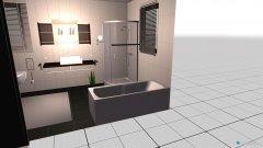 Raumgestaltung Traumhaus in der Kategorie Badezimmer
