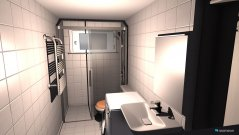 Raumgestaltung Tszk.furdo in der Kategorie Badezimmer
