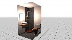 Raumgestaltung tt in der Kategorie Badezimmer