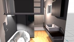 Raumgestaltung UG Bad in der Kategorie Badezimmer