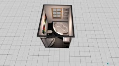 Raumgestaltung ulli2 in der Kategorie Badezimmer