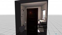 Raumgestaltung unser bad in der Kategorie Badezimmer