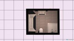 Raumgestaltung  Unser Haus in der Kategorie Badezimmer