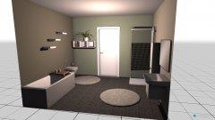 Raumgestaltung Unser WC in der Kategorie Badezimmer