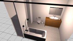 Raumgestaltung up bath in der Kategorie Badezimmer