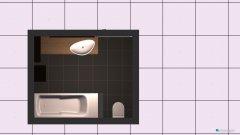 Raumgestaltung v2 in der Kategorie Badezimmer