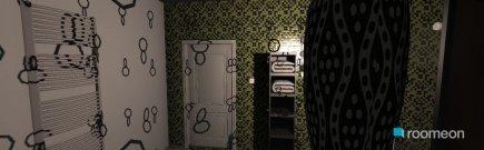 Raumgestaltung VALERIA in der Kategorie Badezimmer