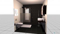 Raumgestaltung vanna in der Kategorie Badezimmer