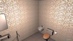 Raumgestaltung vannasistaba in der Kategorie Badezimmer