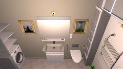 Raumgestaltung VannaV01 in der Kategorie Badezimmer