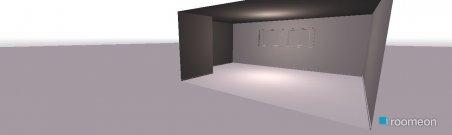 Raumgestaltung variante in der Kategorie Badezimmer