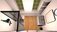 Raumgestaltung Verplantes kleines Bad Neubau 3 in der Kategorie Badezimmer