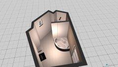 Raumgestaltung Version  2 in der Kategorie Badezimmer