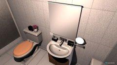 Raumgestaltung W.C in der Kategorie Badezimmer