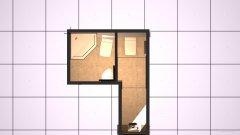 Raumgestaltung W1KöwiBadoben in der Kategorie Badezimmer