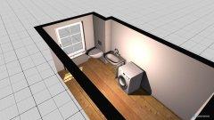 Raumgestaltung Waschraum_Neu in der Kategorie Badezimmer