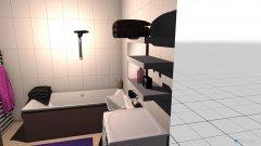 Raumgestaltung Wasserturmsiedlung in der Kategorie Badezimmer