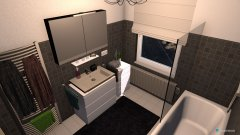 Raumgestaltung WATP Bad in der Kategorie Badezimmer