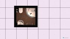 Raumgestaltung WC Erdgeschoss in der Kategorie Badezimmer