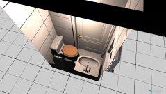 Raumgestaltung WC unten in der Kategorie Badezimmer