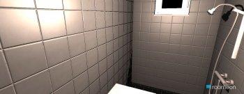 Raumgestaltung wc2 in der Kategorie Badezimmer