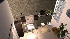 Raumgestaltung WE.A.1.3 in der Kategorie Badezimmer