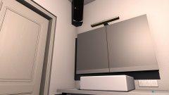 Raumgestaltung Wg badezimmer in der Kategorie Badezimmer