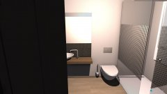 Raumgestaltung Whg Fri in der Kategorie Badezimmer