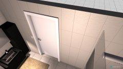 Raumgestaltung Wiesenhof Etage 1 Bad in der Kategorie Badezimmer