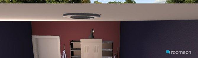 Raumgestaltung Wohnung 150 m^3 Badezimmer in der Kategorie Badezimmer