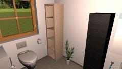 Raumgestaltung Wohnung 2 in der Kategorie Badezimmer