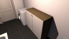 Raumgestaltung Wohnung Gottesweg Bad in der Kategorie Badezimmer
