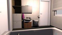 Raumgestaltung Wohnung5 in der Kategorie Badezimmer