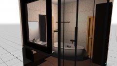 Raumgestaltung Wohnungsplanung1 in der Kategorie Badezimmer