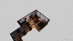 Raumgestaltung Wohnzimmer Kathy & Leo in der Kategorie Badezimmer