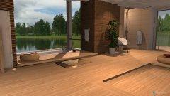 Raumgestaltung Wooden Spa888 in der Kategorie Badezimmer