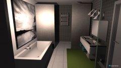 Raumgestaltung wtm in der Kategorie Badezimmer