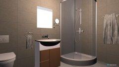 Raumgestaltung x in der Kategorie Badezimmer